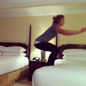 Bed Jumps